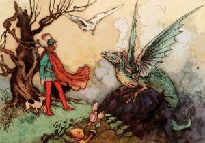 ドラゴンヘッドとカルマ