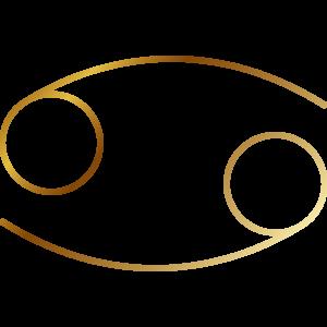 蟹座の記号