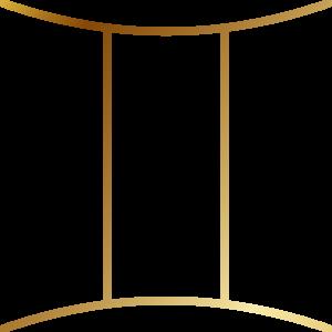 双子座の記号