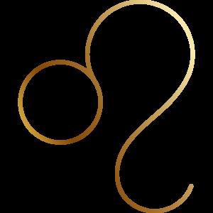 獅子座の記号