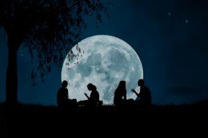 トランジットの月を読む~月読みで日々のムードを感じてみよう。